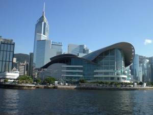 Hong Kong Island - Convention Center